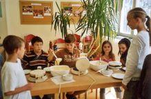 Ganztagsbetreuung an der Carl-Orff-Grundschule